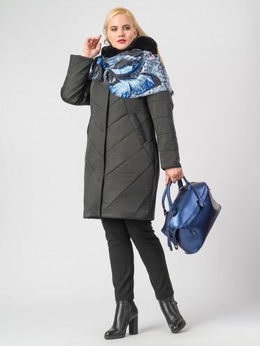 Пуховик текстиль, цвет черный, арт. 18006460  - цена 3190 руб.  - магазин TOTOGROUP