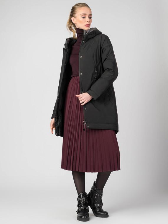 Пуховик текстиль, цвет черный, арт. 18006476  - цена 6290 руб.  - магазин TOTOGROUP
