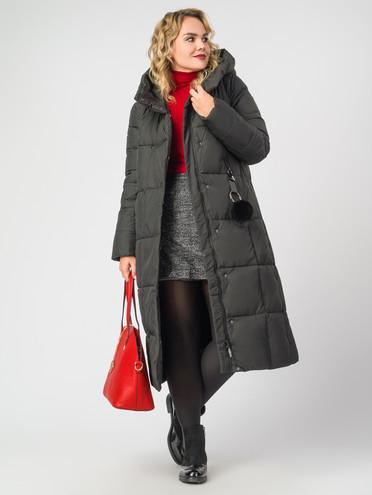Пуховик текстиль, цвет черный, арт. 18006494  - цена 8990 руб.  - магазин TOTOGROUP