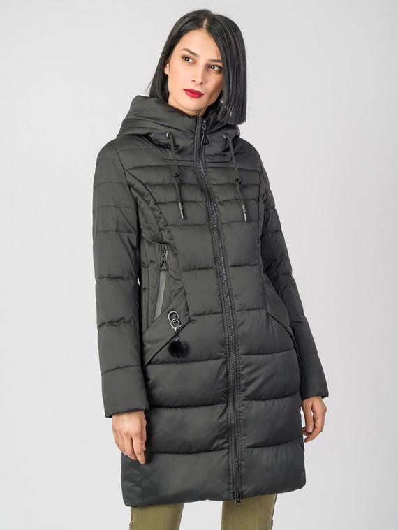 Пуховик текстиль, цвет черный, арт. 18006499  - цена 5290 руб.  - магазин TOTOGROUP