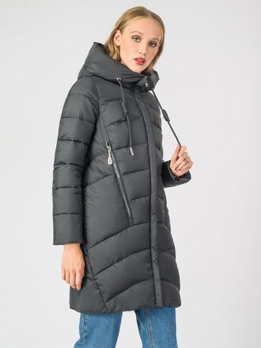 Пуховик текстиль, цвет черный, арт. 18006528  - цена 9490 руб.  - магазин TOTOGROUP