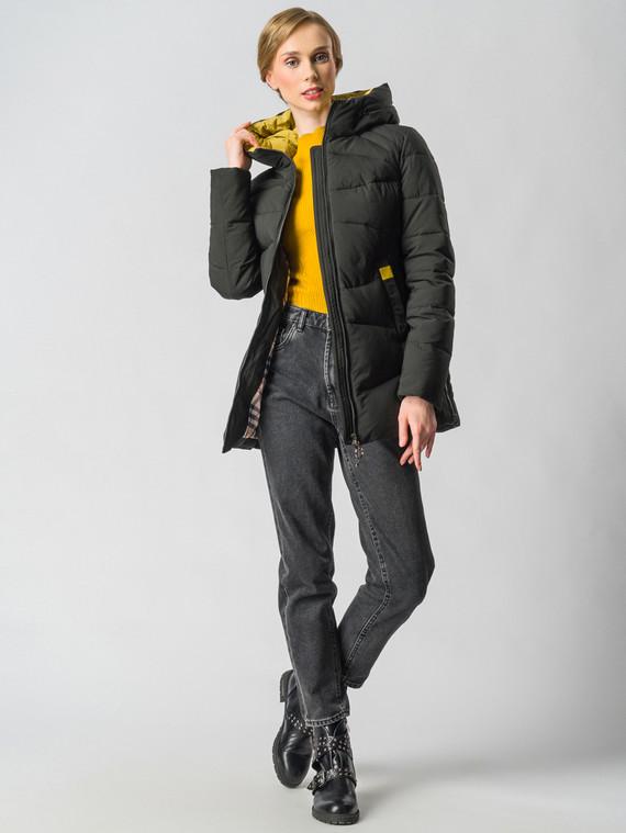 Пуховик текстиль, цвет черный, арт. 18006574  - цена 6990 руб.  - магазин TOTOGROUP