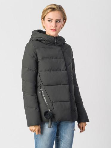 Пуховик текстиль, цвет черный, арт. 18006579  - цена 6290 руб.  - магазин TOTOGROUP