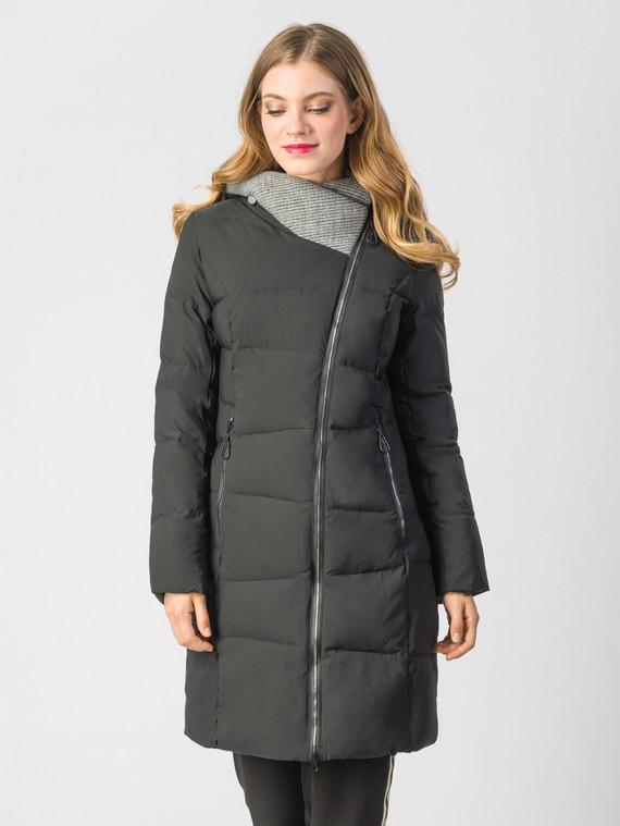 Пуховик текстиль, цвет черный, арт. 18006588  - цена 7490 руб.  - магазин TOTOGROUP