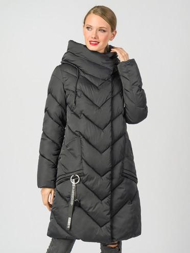 Пуховик текстиль, цвет черный, арт. 18006621  - цена 7490 руб.  - магазин TOTOGROUP