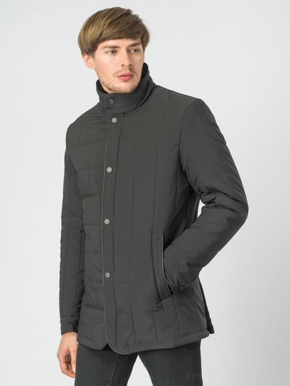 Пуховик текстиль, цвет черный, арт. 18006775  - цена 4490 руб.  - магазин TOTOGROUP