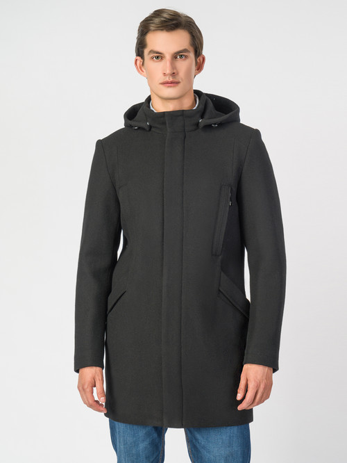 Текстильное пальто артикул 18007031/46 - фото 2