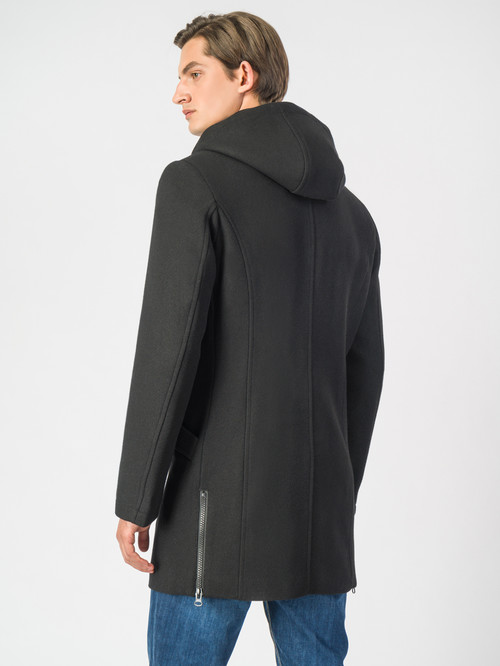 Текстильное пальто артикул 18007031/46 - фото 3