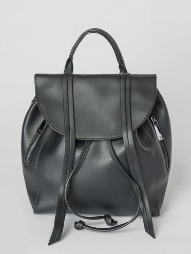 Сумка эко-кожа 100% П/А, цвет черный, арт. 18007321  - цена 1410 руб.  - магазин TOTOGROUP