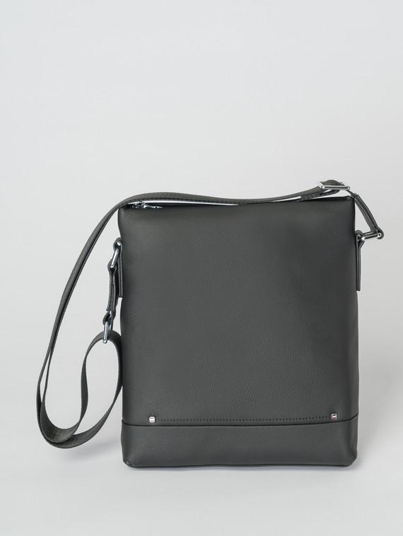 Сумка кожа корова, цвет черный, арт. 18007342  - цена 5290 руб.  - магазин TOTOGROUP