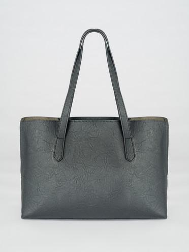 Сумка эко-кожа 100% П/А, цвет черный, арт. 18007712  - цена 1750 руб.  - магазин TOTOGROUP