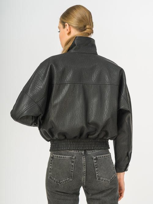 Кожаная куртка артикул 18107828/40 - фото 3