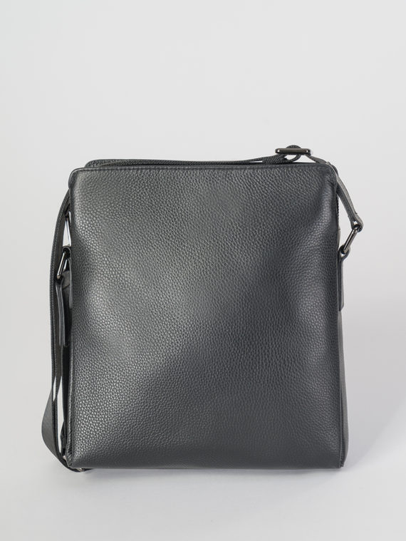 Сумка кожа теленок, цвет черный, арт. 18107869  - цена 4990 руб.  - магазин TOTOGROUP