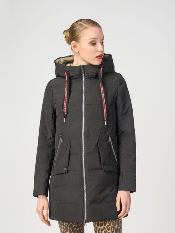 Ветровка текстиль, цвет черный, арт. 18108029  - цена 4990 руб.  - магазин TOTOGROUP
