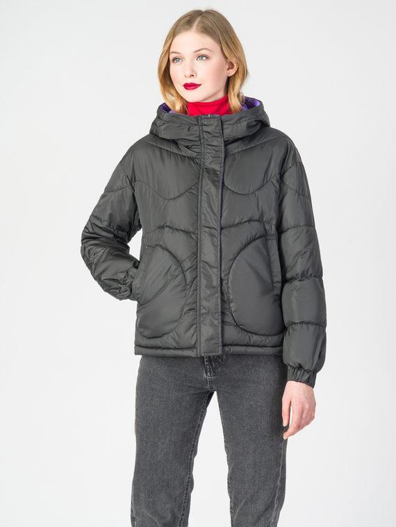 Ветровка текстиль, цвет черный, арт. 18108070  - цена 3390 руб.  - магазин TOTOGROUP