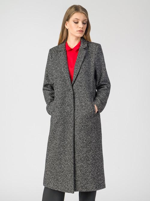 Текстильное пальто артикул 18108101/40 - фото 2