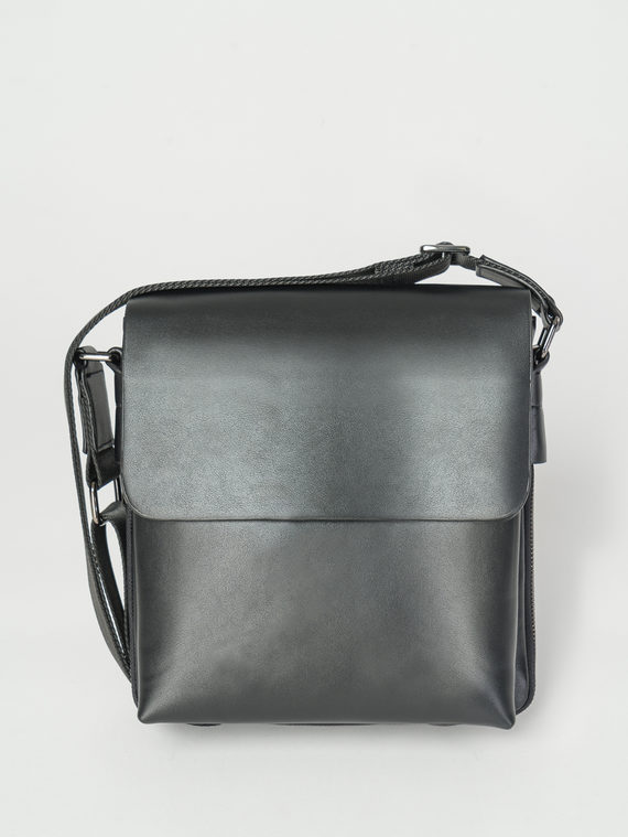 Сумка эко-кожа 100% П/А, цвет черный, арт. 18108254  - цена 1850 руб.  - магазин TOTOGROUP