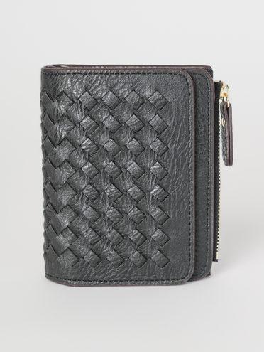 Кошелек эко-кожа флоттер, цвет черный, арт. 18108259  - цена 890 руб.  - магазин TOTOGROUP