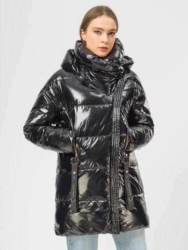 Пуховик 100% полиэстер, цвет черный, арт. 18108611  - цена 6290 руб.  - магазин TOTOGROUP