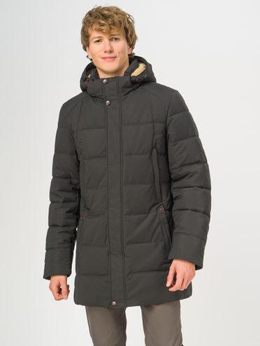 Пуховик текстиль, цвет черный, арт. 18108719  - цена 6630 руб.  - магазин TOTOGROUP