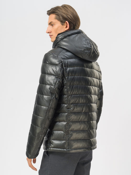 Кожаная куртка артикул 18108961/48 - фото 3