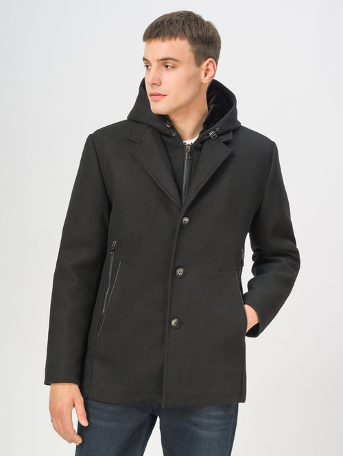 Текстильное пальто артикул 18108967/46 - фото 2
