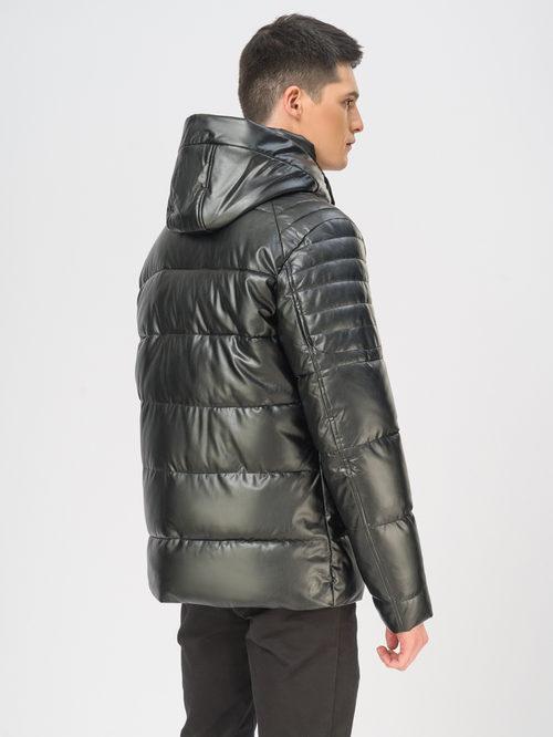 Кожаная куртка артикул 18108990/54 - фото 3