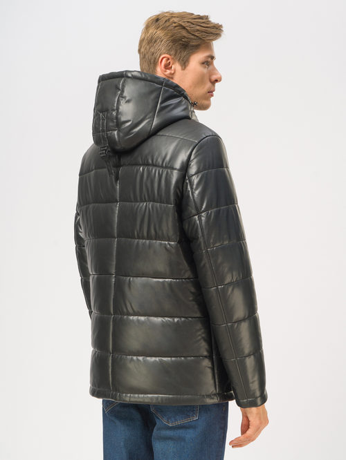 Кожаная куртка артикул 18109044/48 - фото 3
