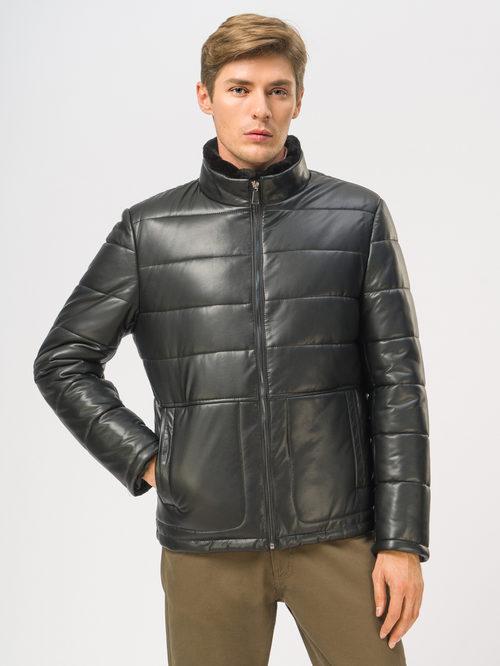 Кожаная куртка артикул 18109045/48 - фото 2