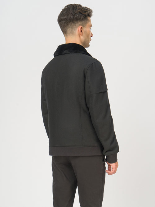 Текстильное пальто артикул 18109071/48 - фото 3