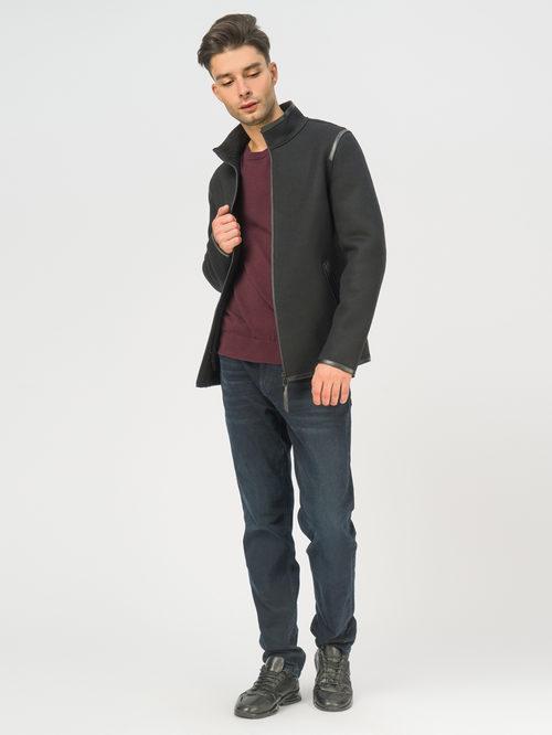 Текстильное пальто артикул 18109072/48
