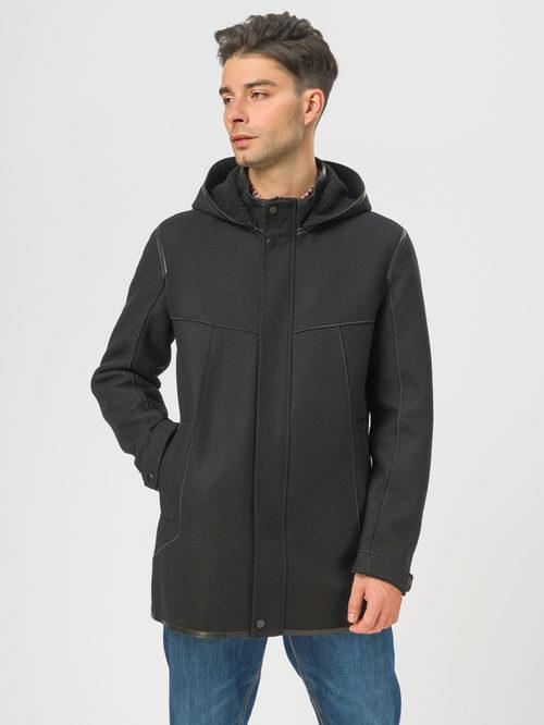 Текстильное пальто артикул 18109073/48 - фото 2