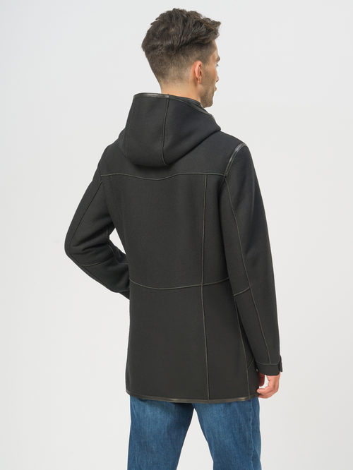 Текстильное пальто артикул 18109073/48 - фото 3