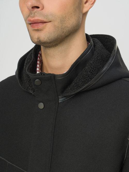 Текстильное пальто артикул 18109073/48 - фото 4