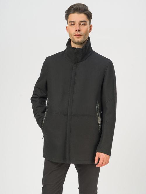 Текстильное пальто артикул 18109074/48 - фото 2