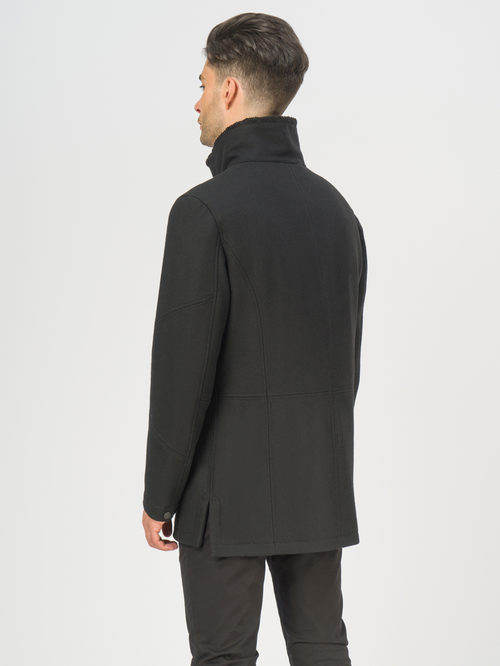 Текстильное пальто артикул 18109074/48 - фото 3