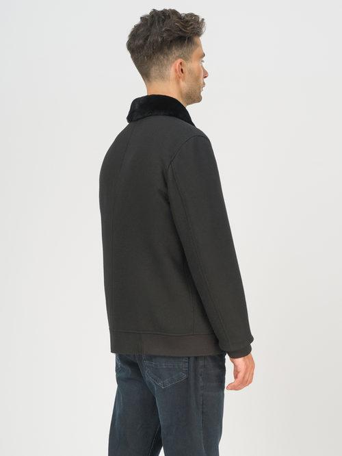 Текстильное пальто артикул 18109075/48 - фото 3