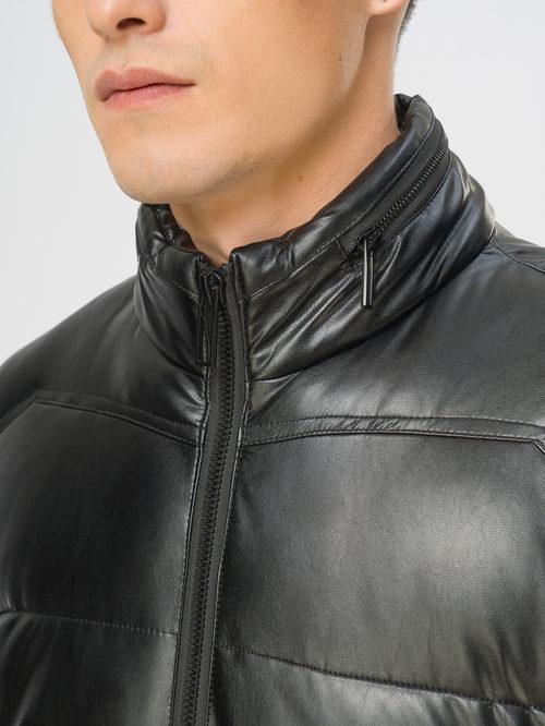 Кожаная куртка артикул 18109081/52 - фото 4