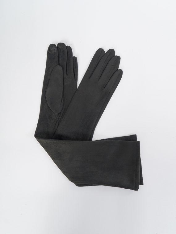 Перчатки трикотаж, цвет черный, арт. 18109381  - цена 840 руб.  - магазин TOTOGROUP