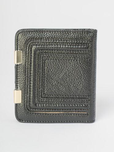 Кошелек кожа флоттер, цвет черный, арт. 18109637  - цена 1410 руб.  - магазин TOTOGROUP
