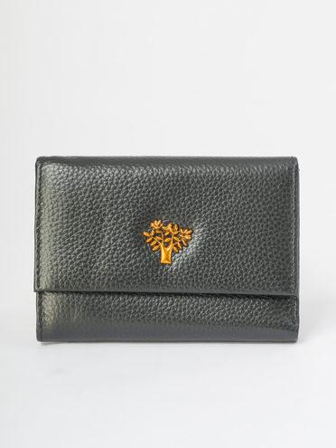 Кошелек кожа флоттер, цвет черный, арт. 18109638  - цена 990 руб.  - магазин TOTOGROUP