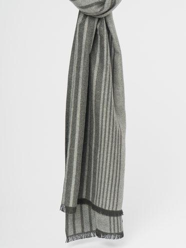 Шарф , цвет черный, арт. 18109706  - цена 890 руб.  - магазин TOTOGROUP