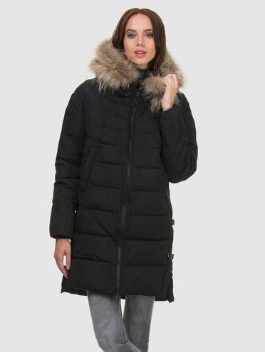 Пуховик текстиль, цвет черный, арт. 18601989  - цена 5590 руб.  - магазин TOTOGROUP