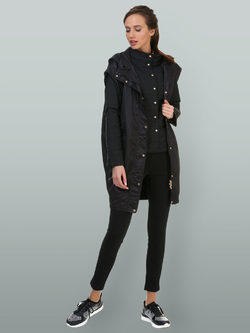 Ветровка текстиль, цвет черный, арт. 18700089  - цена 5243 руб.  - магазин TOTOGROUP