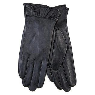 Перчатки кожа овца, цвет черный, арт. 18700266  - цена 790 руб.  - магазин TOTOGROUP
