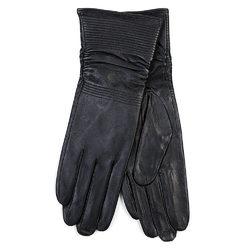 Перчатки кожа овца, цвет черный, арт. 18700270  - цена 1070 руб.  - магазин TOTOGROUP
