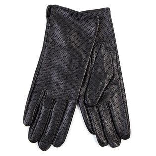 Перчатки кожа овца, цвет черный, арт. 18700282  - цена 1130 руб.  - магазин TOTOGROUP