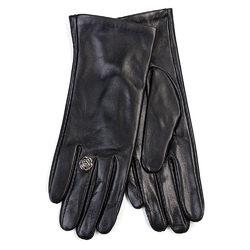 Перчатки кожа овца, цвет черный, арт. 18700286  - цена 2290 руб.  - магазин TOTOGROUP