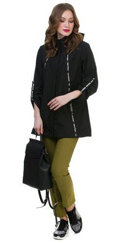 Ветровка текстиль, цвет черный, арт. 18700296  - цена 3990 руб.  - магазин TOTOGROUP