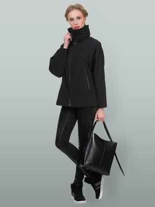 Ветровка текстиль, цвет черный, арт. 18700340  - цена 2990 руб.  - магазин TOTOGROUP